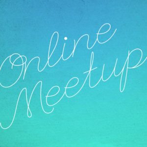 logo for online meetup product